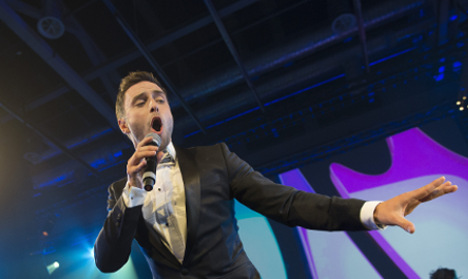 Sweden reveals star's Eurovision backing choir
