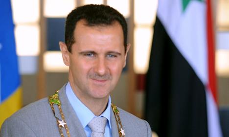 Denmark attack 'echo' of Syria unrest: Assad
