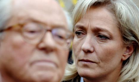 Le Pen senior drops election bid after feud