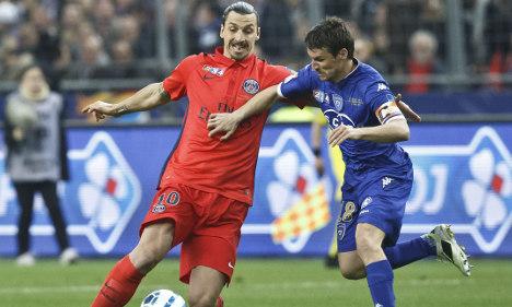 Zlatan outburst leads to French TV boycott