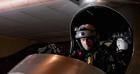 Solar Impulse pilot seeks Swiss medical check