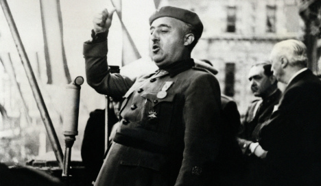 Official: Francisco Franco was a dictator
