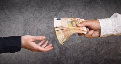 Italy's Senate backs anti-corruption bill