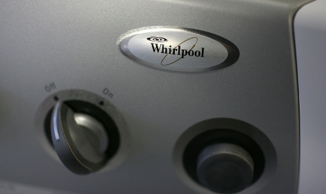 Italian government warns Whirlpool against layoffs