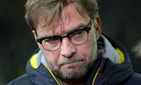 Klopp confirms departure from Dortmund