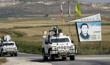 Peacekeepers 'targeted' by Israel in Lebanon