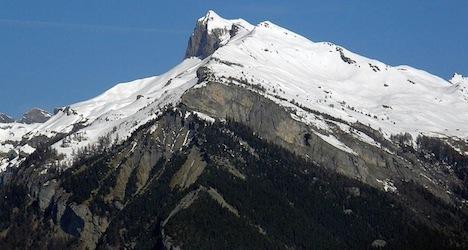 French skier dies after Les Diablerets plunge