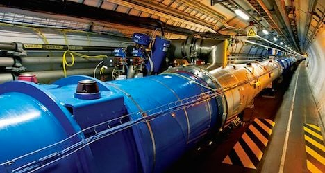 CERN poised to restart particle accelerator
