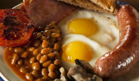 Benidorm to ban 'Full English' breakfasts