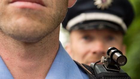 German police happy to wear body cameras
