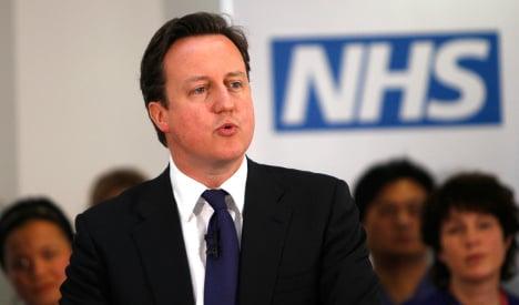 British expats fall victim to NHS clampdown