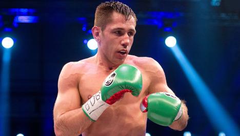 Boxer knocks back hired killer allegations