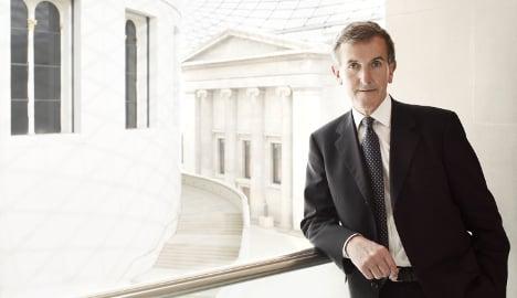 British Museum director heads to Berlin