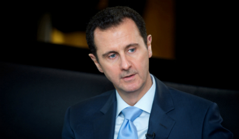 Assad warns that Spain attack was 'tip of iceberg'