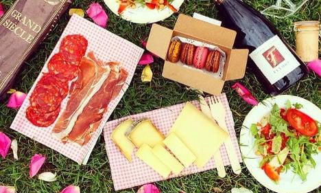 The story of Paris's most popular picnics