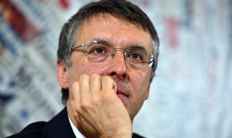 'Corruption impacts Italy dramatically': Cantone