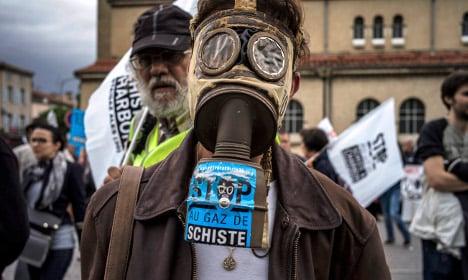 France: 'Buried shale gas report' kicks off new row