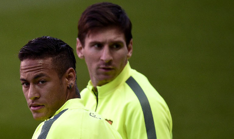 PSG to host Barca in Champions League clash