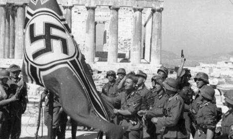 Gabriel: Greek reparations claim 'stupid'