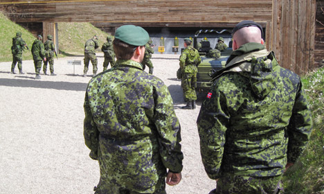 Copenhagen attacks spur Home Guard interest
