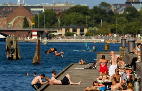 Denmark's summer forecast raises hopes
