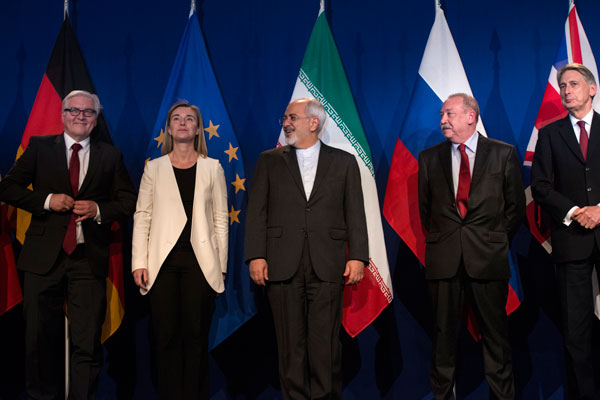 Framework on 'historic' nuclear deal reached