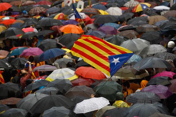 Catalan statehood bid blown off course