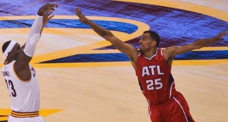 Swiss NBA star charged in US nightclub fracas