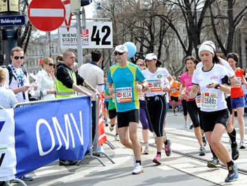 Exciting race expected for Vienna marathon