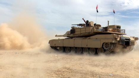 German spies report Isis losing control of oil