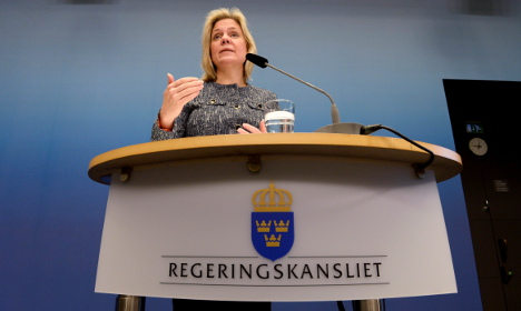 BLOG: Sweden's spring budget announcement