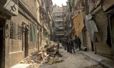 Säpo: 'Very little' to stop Swedes fighting in Syria