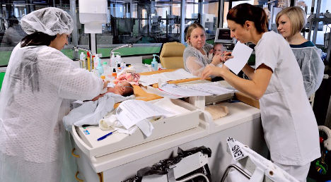 Two babies die in France after vaccinations