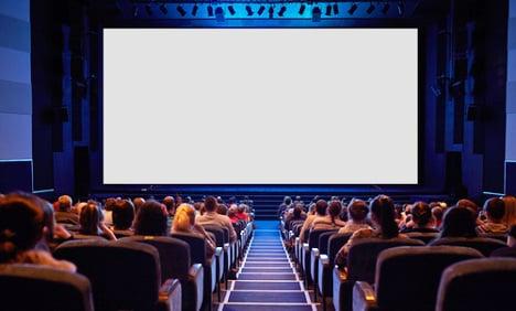 Paris holds film festival for blind cinema goers