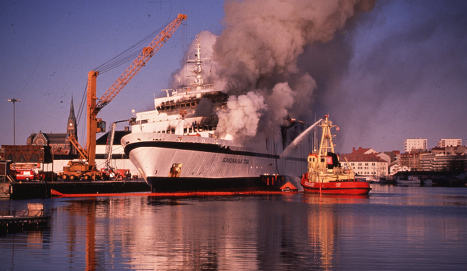Troll Hunter director to film ferry blaze thriller