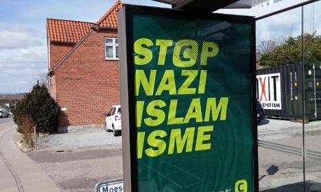 Danish Conservatives go after 'Nazi Islamism'