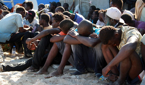 41 migrants missing in new boat tragedy