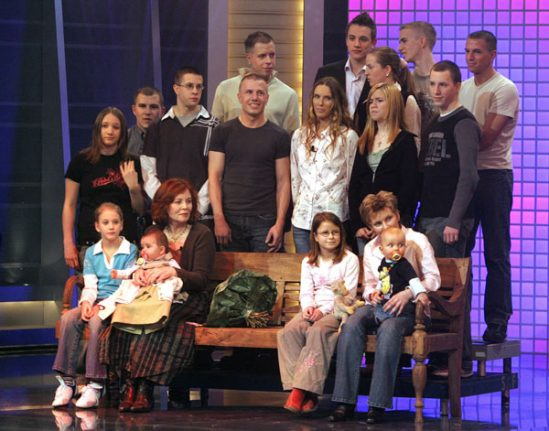 German to have quadruplets – at 65