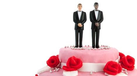 Rome to celebrate gay 'wedding day'