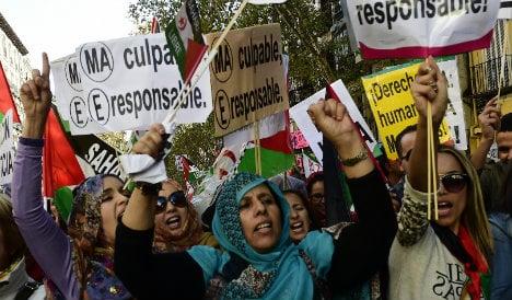 Rabat 'conscience clear' on Western Sahara