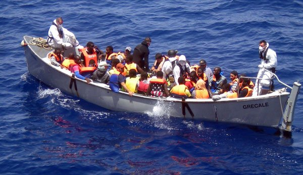 Italy rescues 1,500 migrants in one day