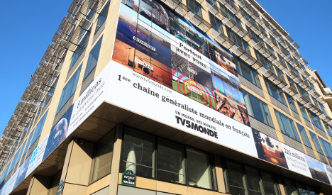 French TV hack 'a step up' in cyberjihadism: experts