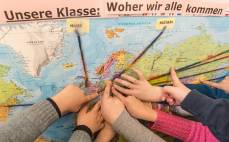 German is world's fourth most popular language