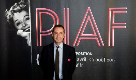 Paris: Icon Edith Piaf celebrated at exhibit