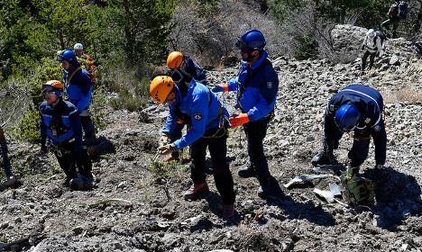 Alps crash: Second black box deemed 'usable'