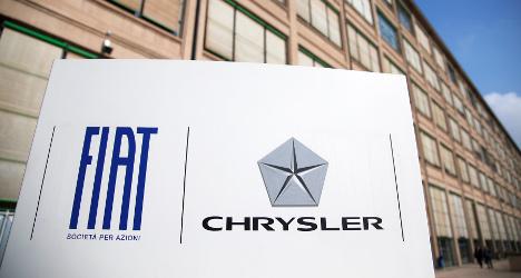 Fiat Chrysler sets bonus scheme for Italy workers