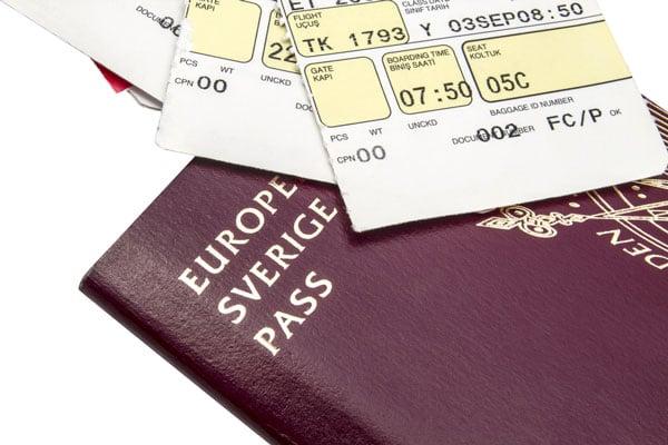 Sweden still in top spot for visa-free travel