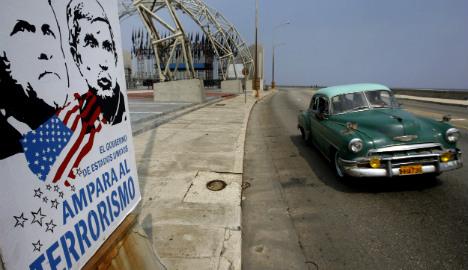 Cuba and Spain 'in talks' over Eta fugitives