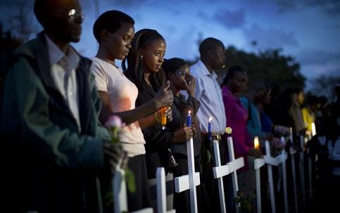 NFGL student holds candlelight vigil for tragedy in Kenya