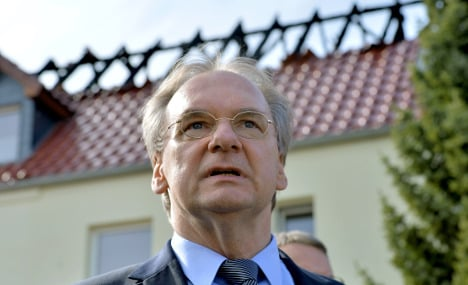 State leader warns of widespread xenophobia